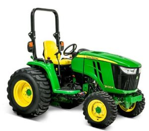 3033R Compact Tractor