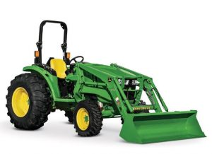 4044M Compact Tractor