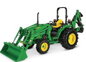 4044R Compact Tractor