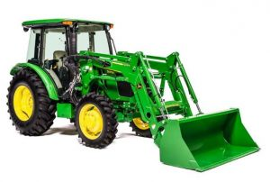 5075E Utility Tractor