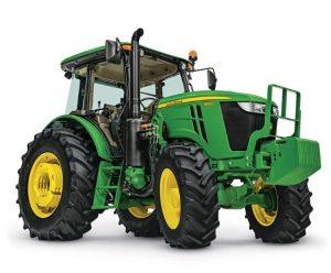 6135E Utility Tractor
