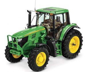 6145M Row Crop Tractor