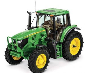 6145M Utility Tractor