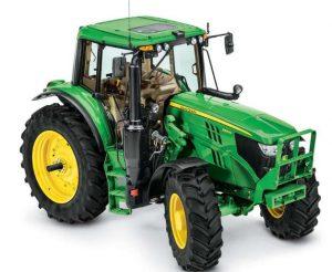 6155M Row Crop Tractor