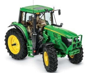 6155M Utility Tractor