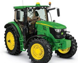 6155R Row Crop Tractor