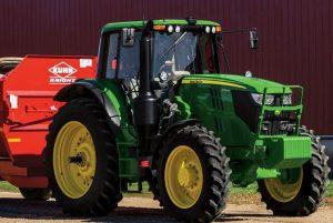 6175M Row Crop Tractor