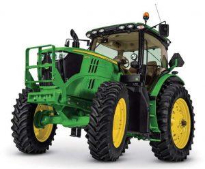 6175R Row Crop Tractor