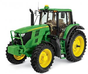 6195M Utility Tractor