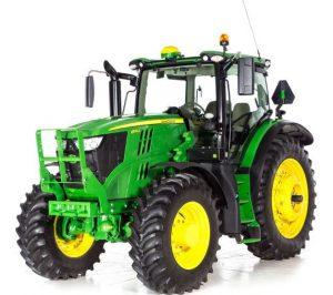 6195R Row Crop Tractor