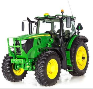 6195R Utility Tractor