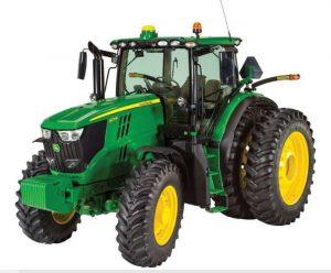 6215R Row Crop Tractor