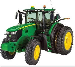 6215R Tractor