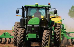 7230R Row Crop Tractor