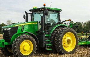 7250R Row Crop Tractor