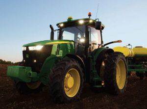 7270R Row Crop Tractor