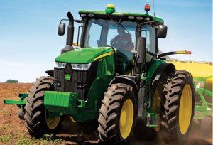 7290R Row Crop Tractor