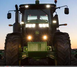 7310R Row Crop Tractor