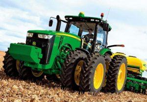 8345R Row Crop Tractor