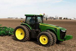 8370R Row Crop Tractor