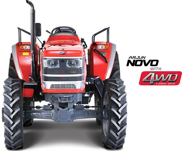 ARJUN NOVO 605 DI–i-4WD