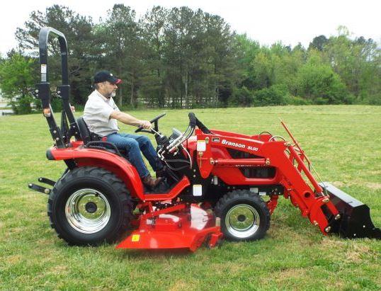 Branson 2400 Tractors