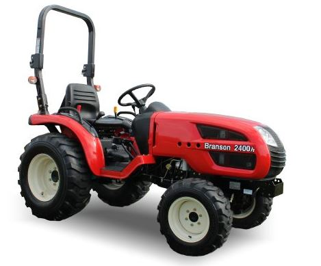 Branson 2400h Tractors