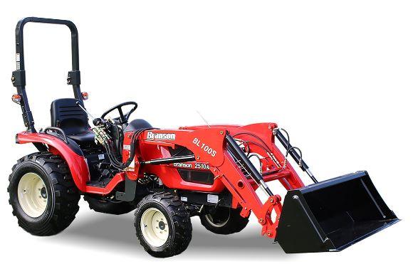 Branson 2510h Tractors