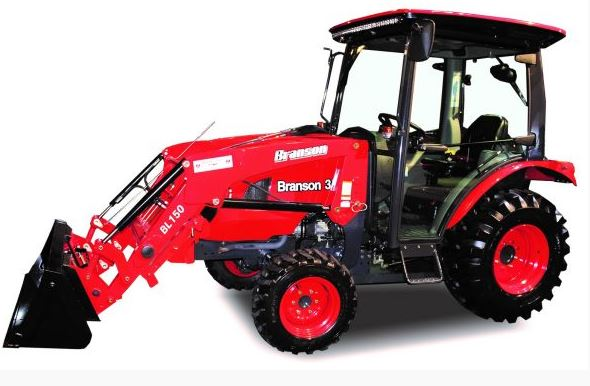 Branson 3015Ch Tractors