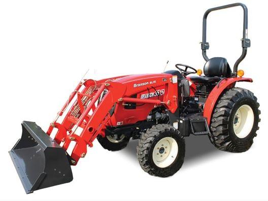 Branson 3015h Tractors