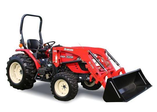 Branson 3520h Tractors