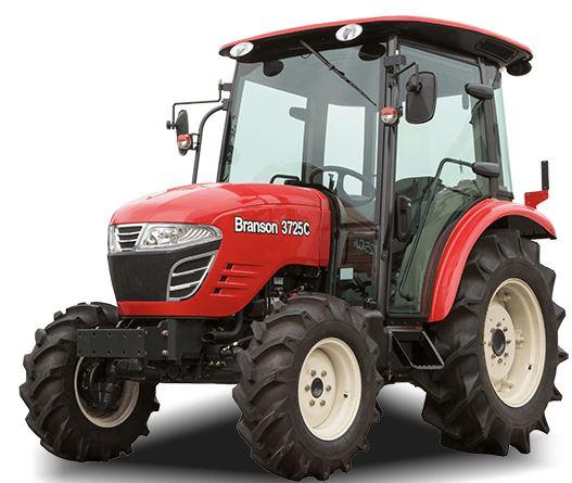 Branson 3725C Tractors