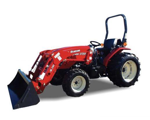 Branson 3725R Tractors