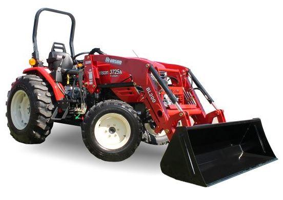 Branson 3725h Tractors