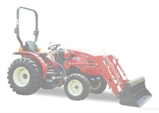Branson 4015h Tractors