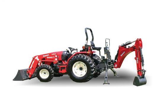 Branson 4020R Tractors