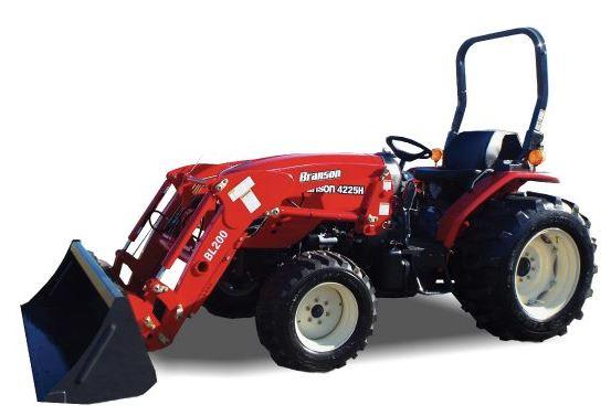 Branson 4225h Tractors