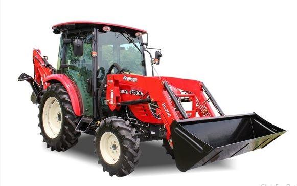 Branson 4720Ch Tractors