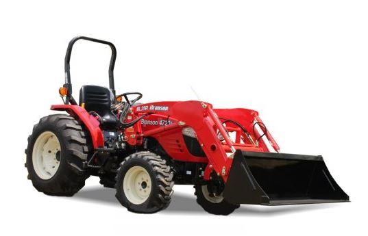 Branson 4720h Tractors
