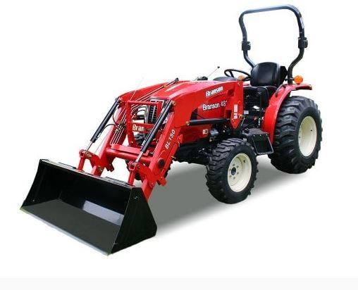 Branson 4815R Tractors