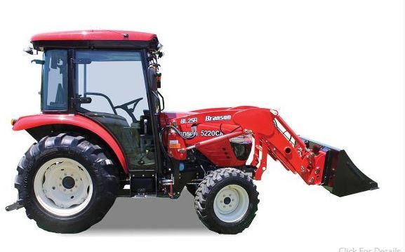 Branson 5220Ch Tractors