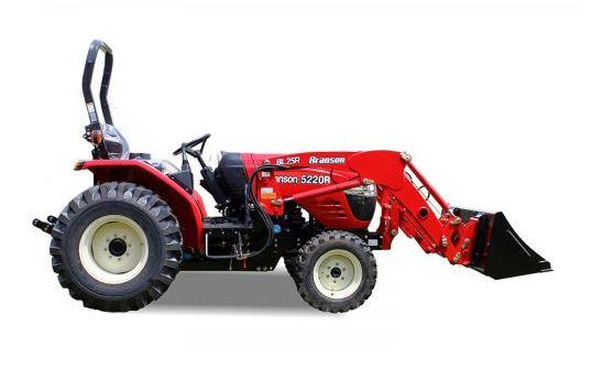 Branson 5220R Tractors