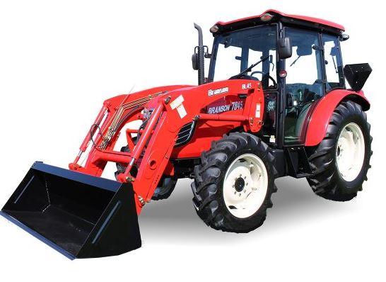 Branson 7845C Tractors