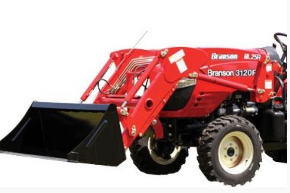 Branson BL25R Tractors