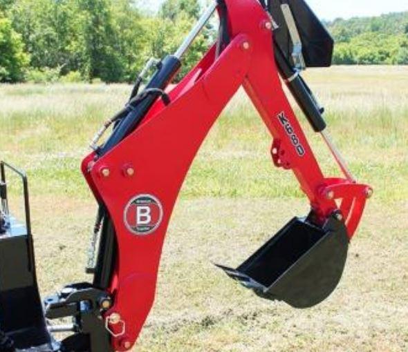 Branson K680 Tractors