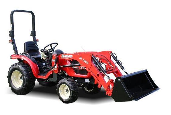 Branson K710 Tractors