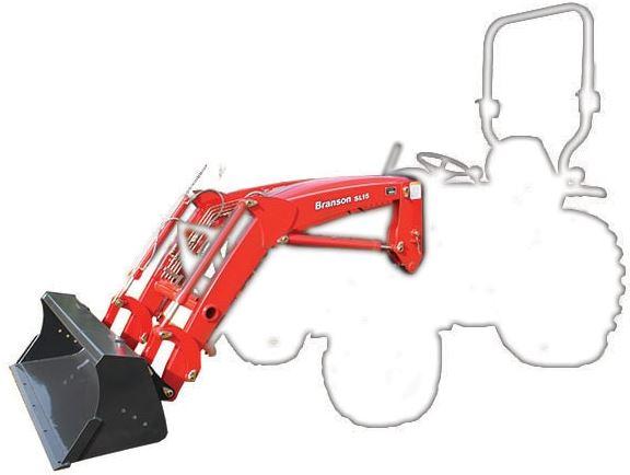 Branson SL15 Tractors