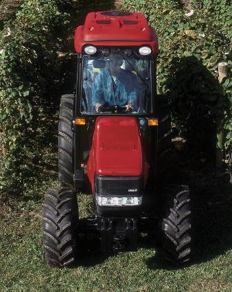 Case Compact Farmall 100N Tractors