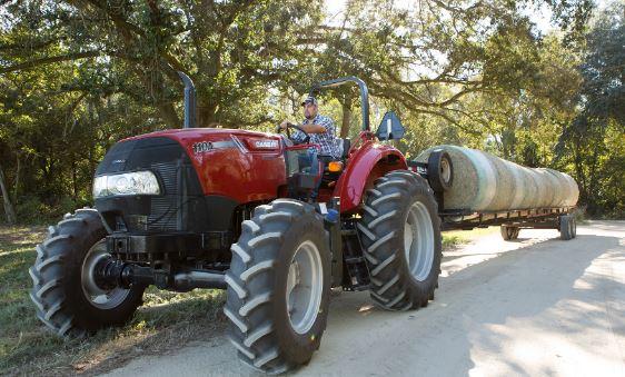 Case Compact Farmall 110A Tractors