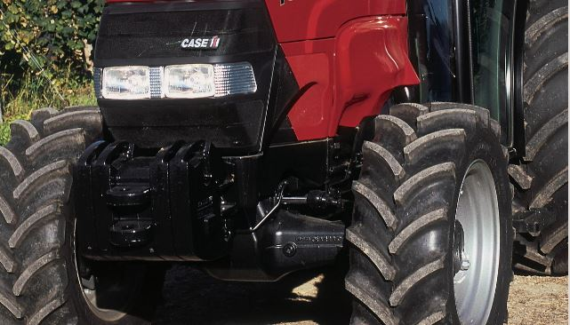 Case Compact Farmall 110N Tractors